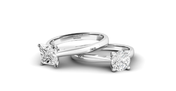Engagement Rings online banner for main page